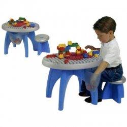 Развивающий столик-конструктор Smoby