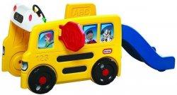 Горка Little tikes «Школьний автобус»