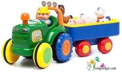 Трактор ферма, Kiddieland